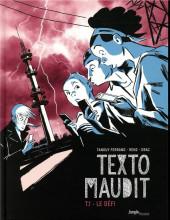 Texto Maudit -1- Le Défi