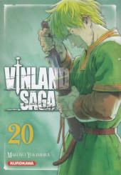 Vinland Saga -20- Tome 20
