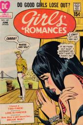Girls' Romances (1950) -157- Girls' Romances #157