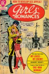 Girls' Romances (1950) -158- Girls' Romances #158