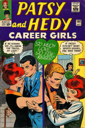 Patsy and Hedy (Marvel comics - 1952) -102- So Much Love, So Few Kisses!