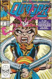 Quasar (1989) -9- Have brain, will travel