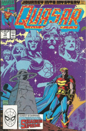 Quasar (1989) -13- The Earth you have reached...