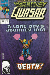 Quasar (1989) -22- Prolog IV: a long day's journey into death!