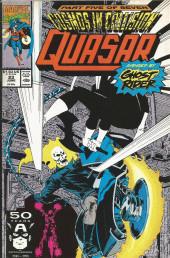 Quasar (1989) -23- Prolog V: The stillness of the Earth
