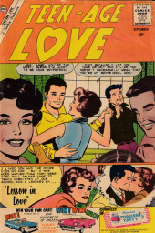 Teen-Age Love (1958) -16- Teen-Age Love #16