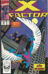 X-Factor (Marvel comics - 1986) -56- Ravens