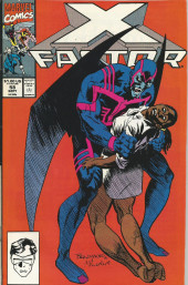 X-Factor (Marvel comics - 1986) -58- Nevermore