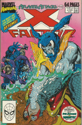 X-Factor (Marvel comics - 1986) -AN04- Atlantis Attacks chapter 10