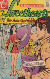 Couverture de Sweethearts (1954) -116- Sweethearts #116