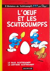 Les schtroumpfs -4a1983 Juin- L'Œuf et les schtroumpfs