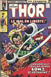 Thor (Éditions Héritage) -2- Le temps du mal