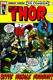 Thor (Éditions Héritage) -4- La fureur fatale!