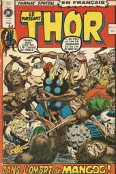 Thor (Éditions Héritage) -5- Dans l'ombre de Mangog!