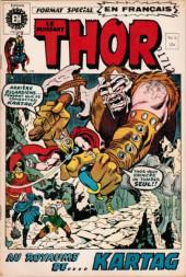 Thor (Éditions Héritage) -6- Le domaine de Kartag!