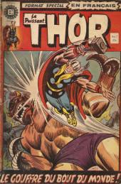 Thor (Éditions Héritage) -7- Le gouffre du bout du monde!