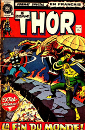Thor (Éditions Héritage) -10- Gare à... Ragnarok!