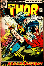Thor (Éditions Héritage) -11- Résurrection!