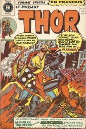 Thor (Éditions Héritage) -17- L'homme aux 4 dimensions