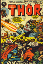 Thor (Éditions Héritage) -21- La fin du combat!