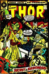 Thor (Éditions Héritage) -22- Voyage vers l'étoile d'or!