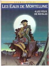 Les eaux de Mortelune -4a2000- Les yeux de Nicolas