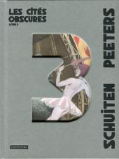 Les cités obscures -INT3- Livre 3