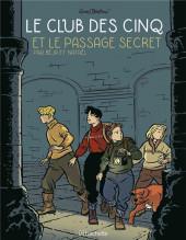 Le club des cinq (Nataël/Béja) -2- Le passage secret