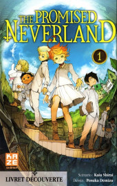 Promised Neverland (The) -1Extrait- Grace field house
