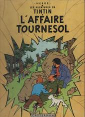 Tintin (Historique) -18B29- L'affaire tournesol