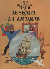 Tintin (Historique) -11B27- Le Secret de la Licorne