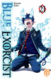 Blue Exorcist -21- Tome 21