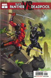 Black Panther VS. Deadpool -1- Part One: A Small Misunderstanding