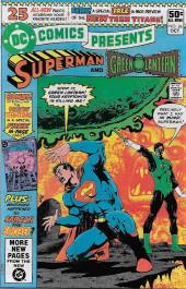 DC Comics Presents (1978) -26- Between Friend And Foe!