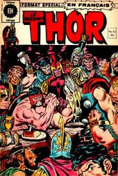 Thor (Éditions Héritage) -32- Devant les portes de l'enfer!