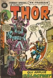 Thor (Éditions Héritage) -36- La bataille du monde lointain