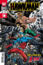 Hawkman (2018) -6- The Fury and the Titan - Conclusion : Earth Shattering