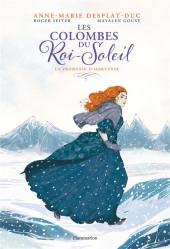 Les colombes du Roi-Soleil -4- La promesse d'Hortense