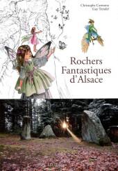 Rochers fantastiques -2- Rochers Fantastiques d'Alsace