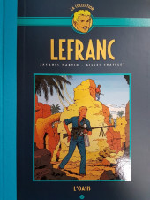 Lefranc - La Collection (Hachette) -7- L'Oasis