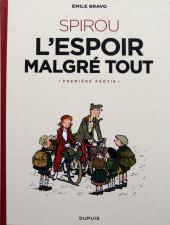 Spirou et Fantasio (Une aventure de.../Le Spirou de...) -14ES- L'Espoir malgré tout - Première partie - Un mauvais départ