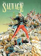 Sauvage (Meynet) -1a2017- Les Damnés d'Oaxaca