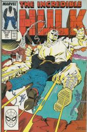 Incredible Hulk (The) (1968) -348- Job secutity