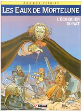 Les eaux de Mortelune -1b2001- L'échiquier du rat