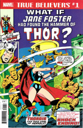 True Believers: What If... (2018) - True Believers: What if Jane Foster had found the hammer of Thor ?