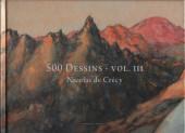 (AUT) De Crécy - 500 Dessins - vol. III
