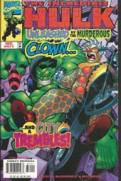 Incredible Hulk (The) (1968) -471- Odds & Sods