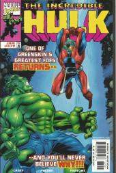Incredible Hulk (The) (1968) -472- Auldang Syne