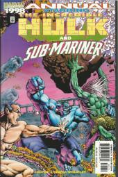 Incredible Hulk (The) (1968) -AN1998- Lifesblood