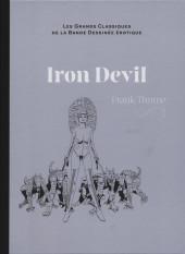 Les grands Classiques de la Bande Dessinée érotique - La Collection -6880- Iron Devil